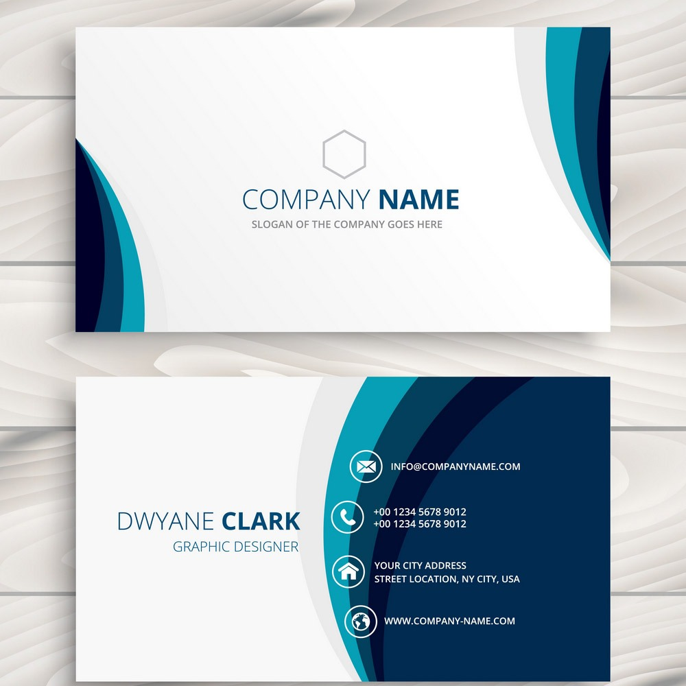 Business Cards - Advanced Options